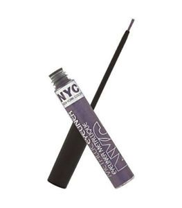 NYC Metallic Eyeliner- Serpentine Purple