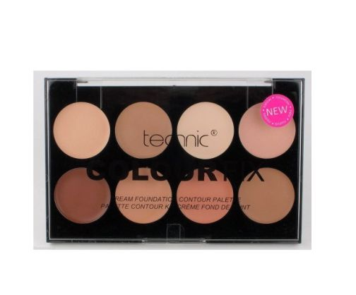 Technic Colour Fix 8 Contour Palette + Surprise Gift