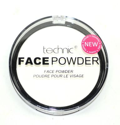 Technic Face Powder - White