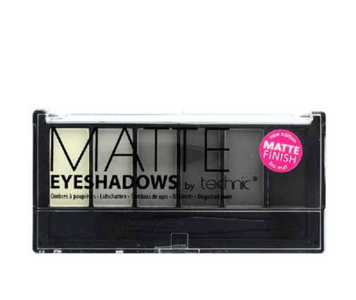 Technic Eyeshadow Palette - Matte Smokey