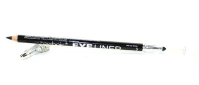 Technic Eyeliner with Sharpener & Smudger - Black