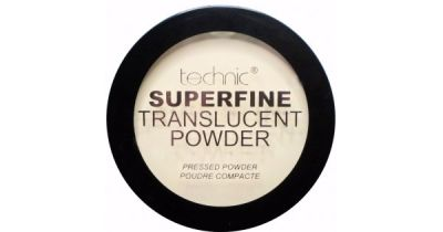 Technic Superfine Translucent Powder - Translucent