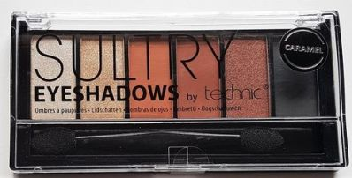 Technic Eyeshadow Palette - Sultry