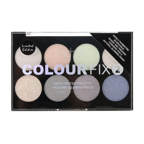 Technic Colour Fix 2 Highlighter Palette