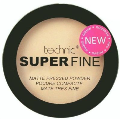 Technic Super Fine Matte Powder - Ochre