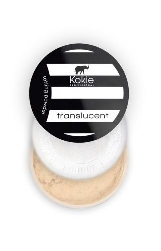 Kokie Setting Powder - Translucent