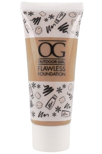 Outdoor Girl Flawless Foundation - True Beige