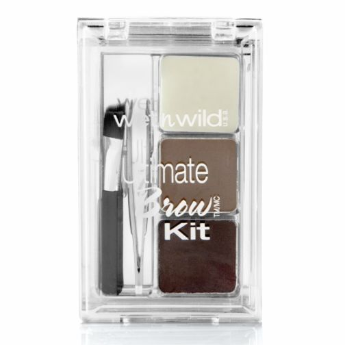 Wet n Wild Ultimate Brow Kit - Ash Brown