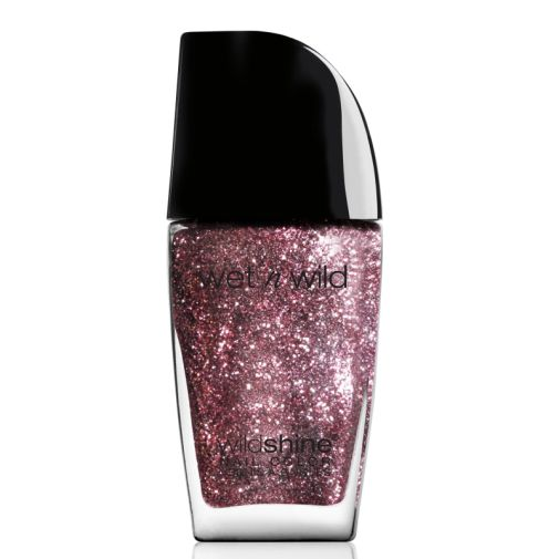 Wet n Wild Wild Shine Nail Color - Sparked
