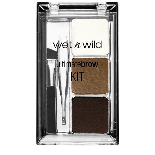 Wet n Wild Ultimate Brow Kit kulmasetti - Soft Brown