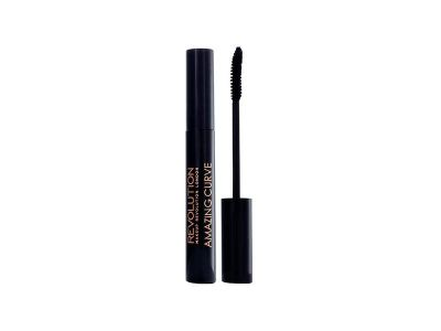 Makeup Revolution Amazing Curve Mascara - Black