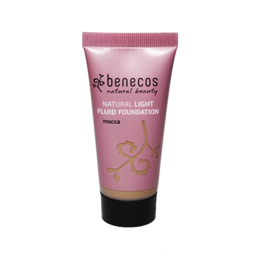 Benecos Natural Light Fluid Foundation
