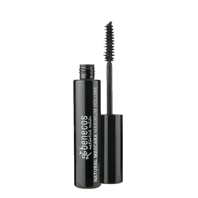 Benecos Natural Maximum Volume Mascara - Black