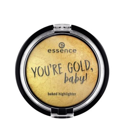 essence you're gold, baby! baked highlighter 01
