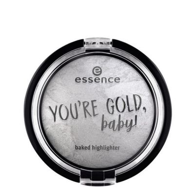 essence you're gold, baby! baked highlighter 02