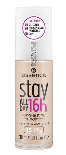 essence stay all day 16h Foundation - Soft Creme