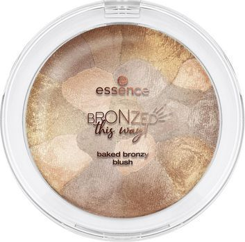 essence BRONZED this way! baked bronzy blush 01