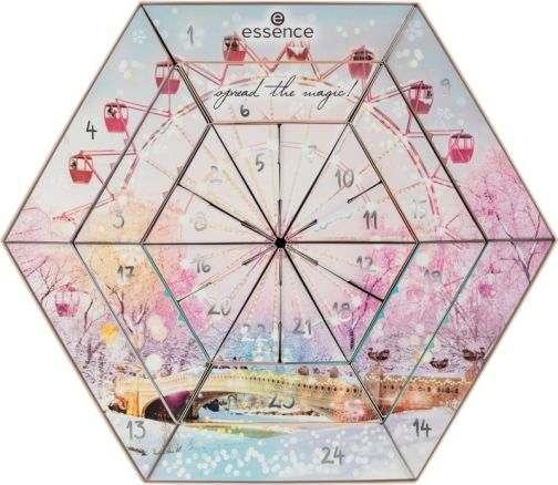 essence spread the magic! advent calendar