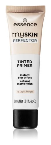 essence my SKIN PERFECTOR TINTED PRIMER 10