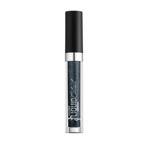 Wet n Wild Megalast Liquid Catsuit Liquid Eyeshadow - Gun Metal