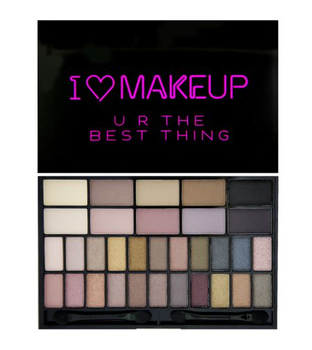 I Heart Makeup U R the Best Thing Palette Eyeshadow Palette