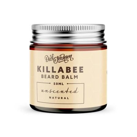 Dick Johnson Beard Balm Killabee Unscented