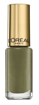 Loreal Color Riche Nail Polish - 605 Rive Gauche Green