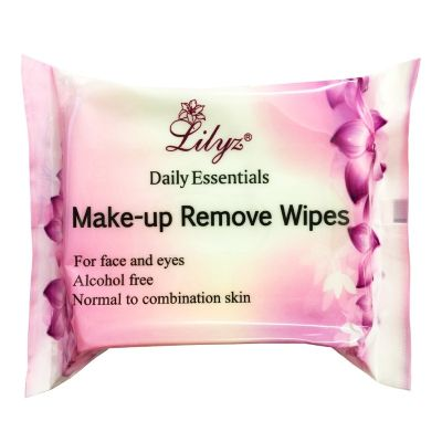 Lilyz Make-Up Remove Wipes