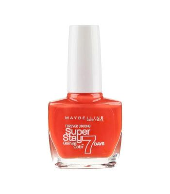 Maybelline Super Stay Gel Nail Polish - Couture Orange