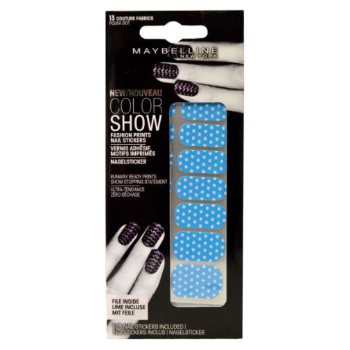 Maybelline Nail Stickers - Polka Dot