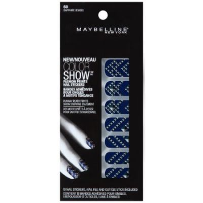 Maybelline Nail Stickers - Bling It On