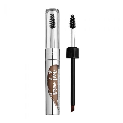 PF Brow Last Long Lasting Brow Gel - Medium Brown