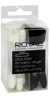 Royal 25 pcs Eye Shadow Applicators