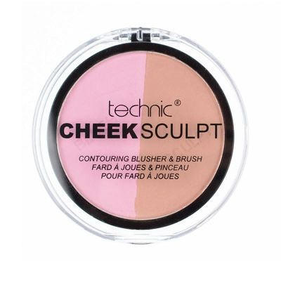 Technic Cheek Sculpt Contouring Blusher - Rosy