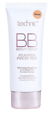 Technic BB Beauty Boost Foundation - Biscuit