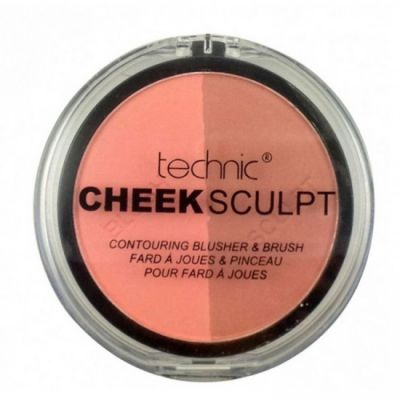 Technic Cheek Sculpt Contouring Blusher - Peachy