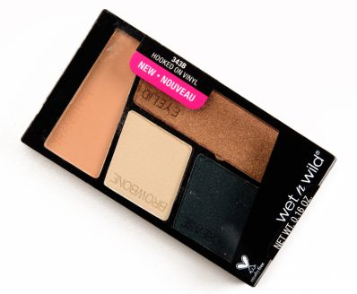 Wet n Wild Color Icon Eyeshadow Quad - Hooked on Vinyl