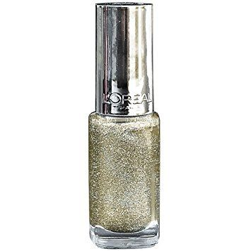 Loreal Color Riche Nail Polish - White gold