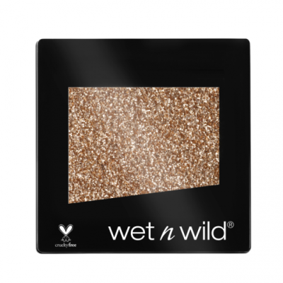 Wet n Wild Color Icon Glitter Eyeshadow - Toasty